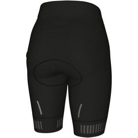 Alé Cycling Solid Traguardo Culotte corto sin tirantes Mujer, negro